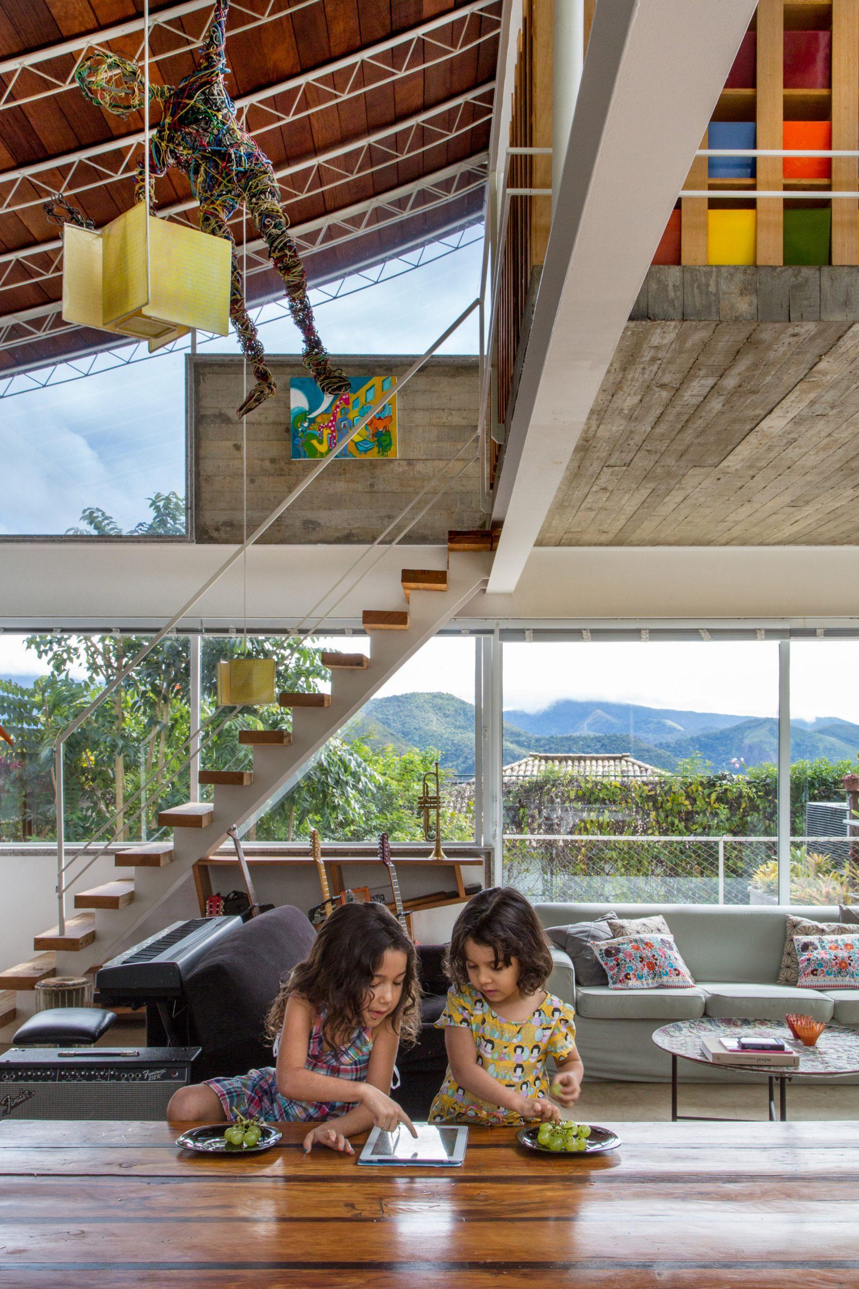 House in Samambaia by Rodrigo Simão Arquitetura