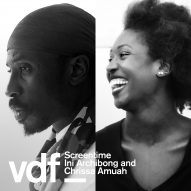 Live interview with Ini Archibong and Chrissa Amuah as part of Virtual Design Festival