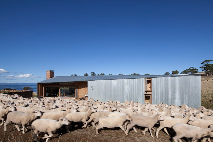 John Wardle winner of the Australian Institute of Architects' 2020 Gold Medal key projects