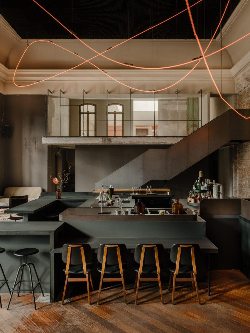 Kink restaurant in Berlin