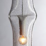 Press Iced light by Nendo for Lasvit