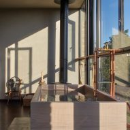 London loft extension for Edmund Sumner andYuki Sumnerby Szczepaniak Astridge