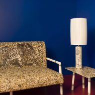 Leopardo furniture by Fornasetti