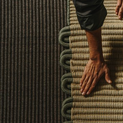 Link rugs by MUT Design for Expormim