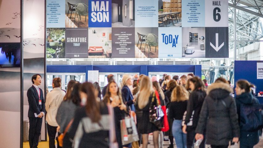 Maison&Objet to drop physical event