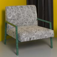 Malachite collection by Fornasetti