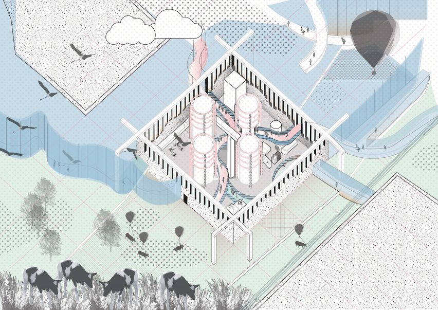 Manchester School of Architecture: Atelier Infrastructure Space