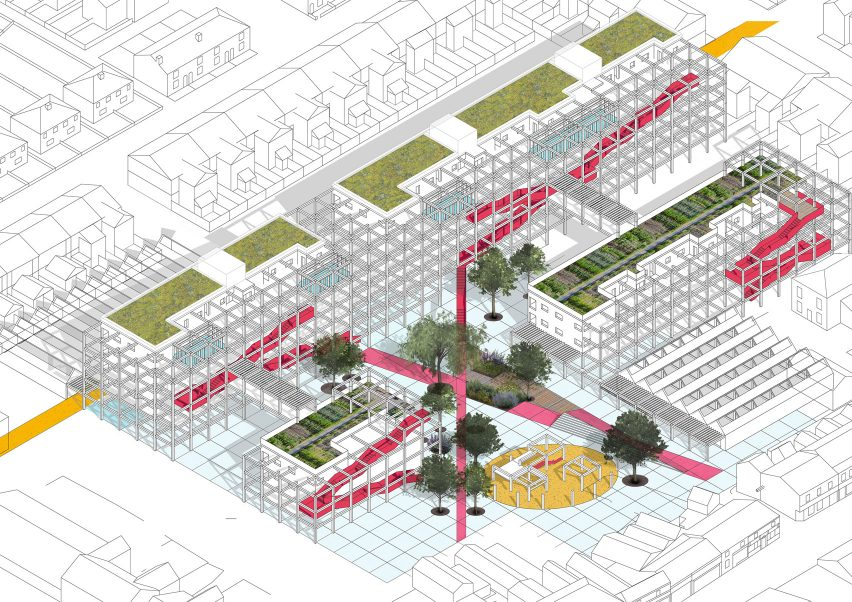 Manchester School of Architecture: Atelier &rchitecture