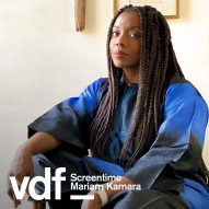 Live interview with Atelier Masomi founder Mariam Kamara as part of Virtual Design Festival
