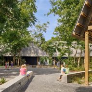 Marine Education Center at the Gulf Coast Research Laboratory by Lake Flato Architects