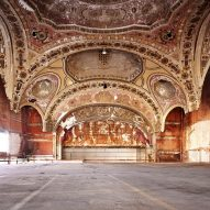 Philip Jarmain captures Detroit's abandoned and demolished art deco buildings