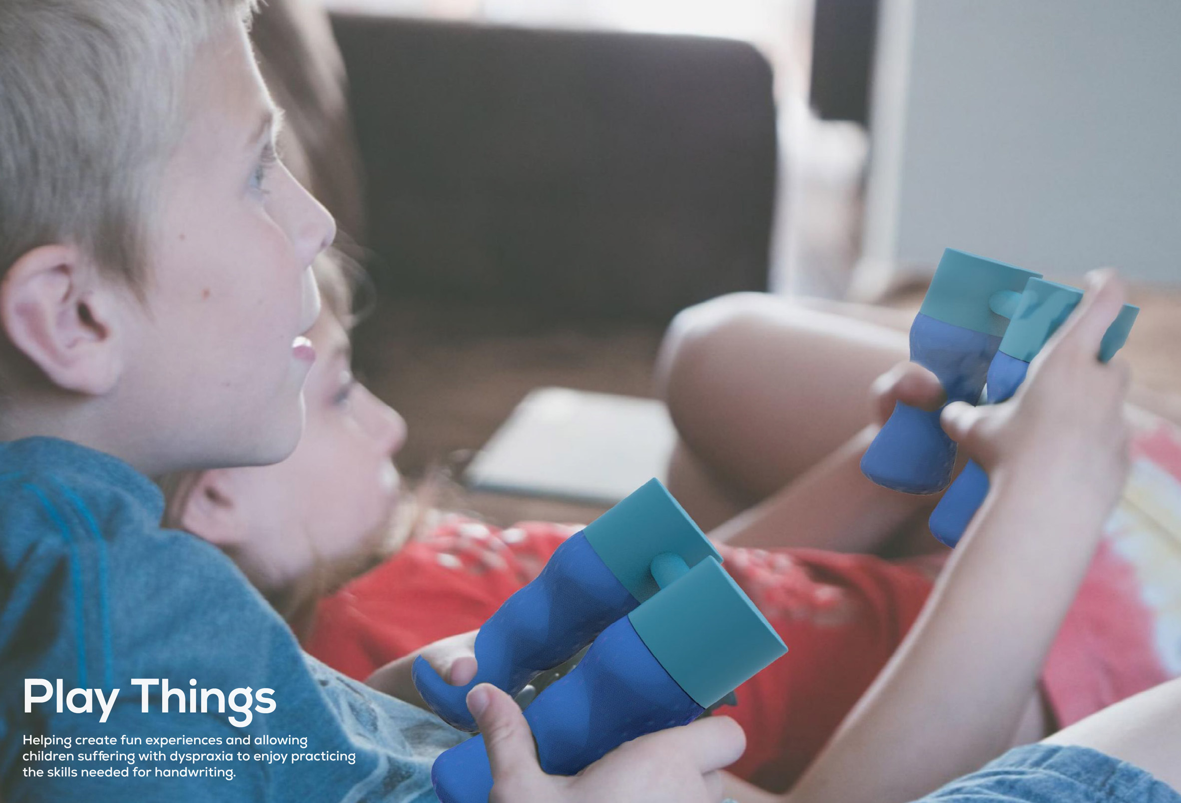 Products from Middlesex grads use play to help children cope with illness