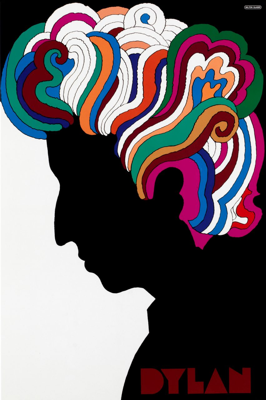 10 memorable graphic design projects by Milton Glaser