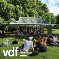 MPavilion and VDF present a day of talks with Amanda Levete, Bijoy Jain, Sean Godsell and more