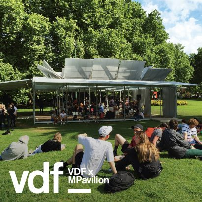 Virtual Design Festival teams up with MPavilion for a day of talks