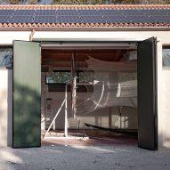 Neri Oxman's Mediated Matter Group reveals pavilion spun by 17,532 silkworms