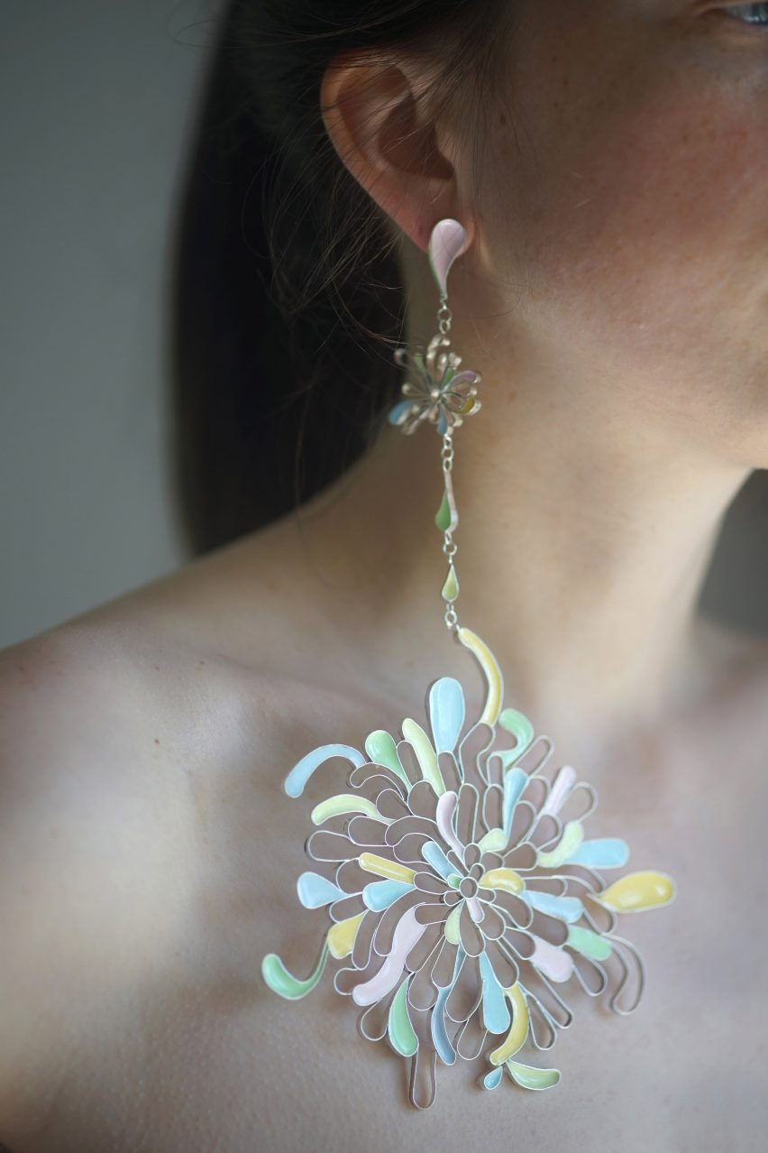 Jewellery designs from New Designers showcase question gender roles