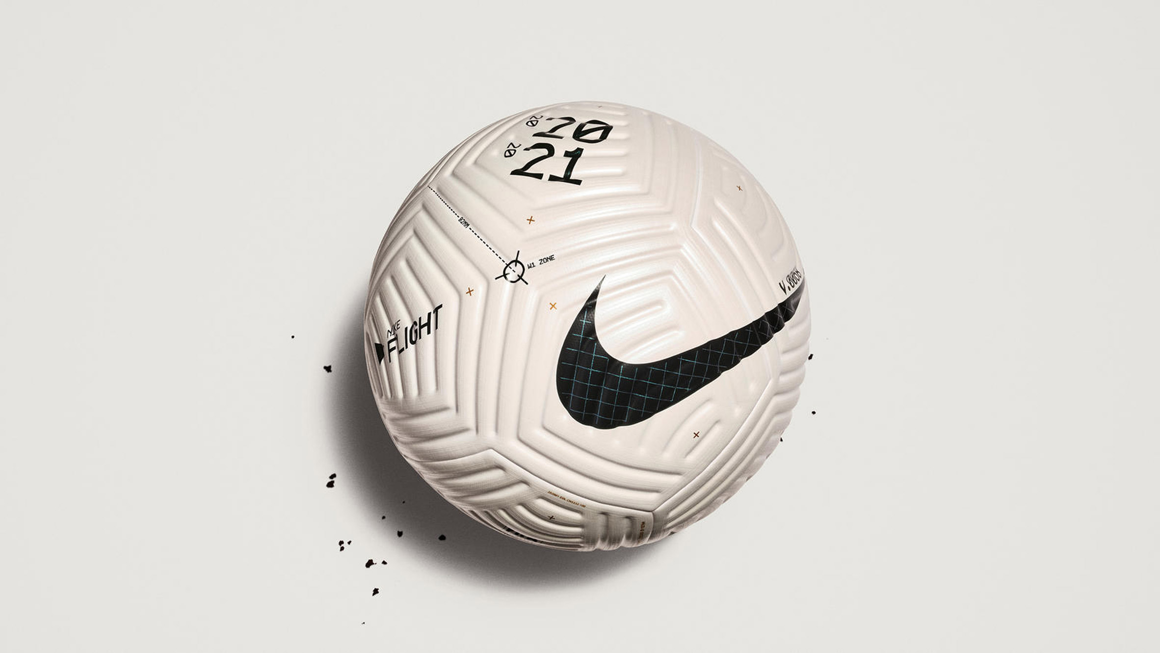 Nike ditches smooth design for dimples with new Flight football
