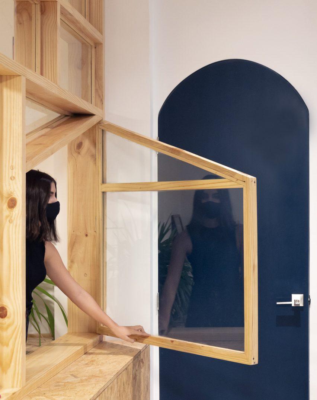 Oriented Fibers by Jag Studio