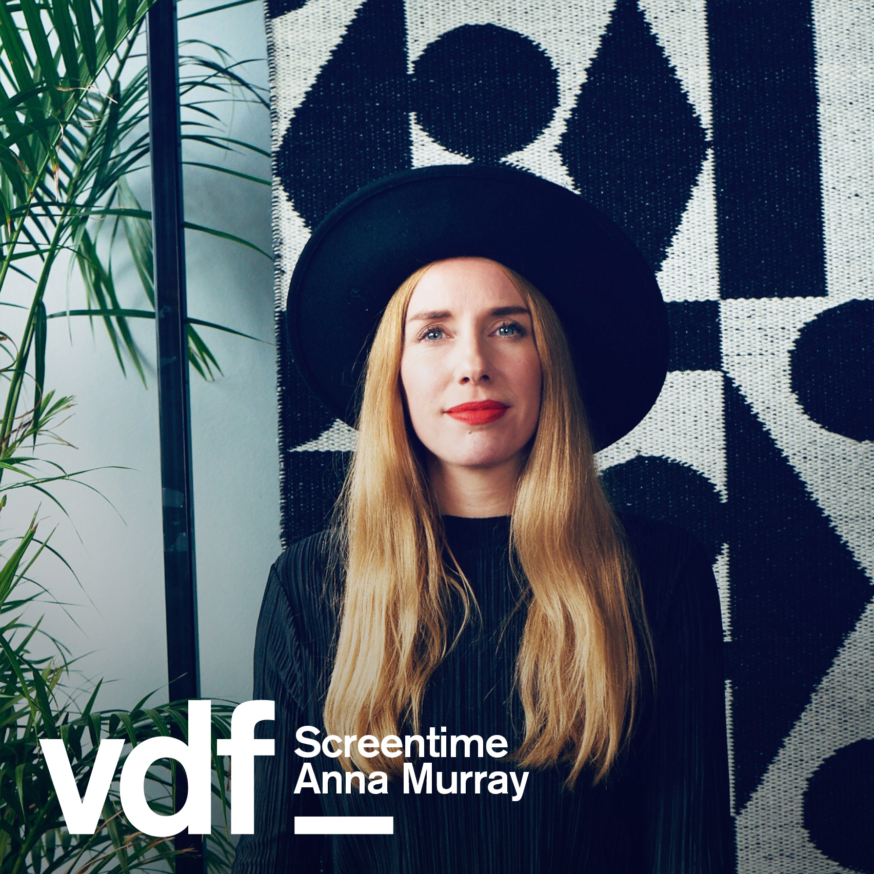 Anna Murray Screentime interview for VDF