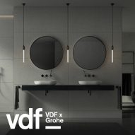 """The bathroom is slowly changing"" says Paul Flowers in Grohe talk for VDF"