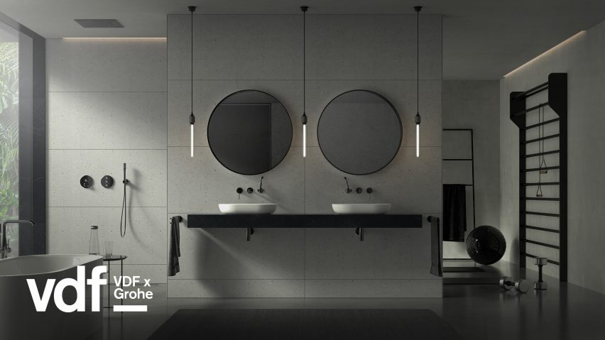 Grohe's Paul Flowers speaks to Dezeen about the future of bathroom design as part of VDF