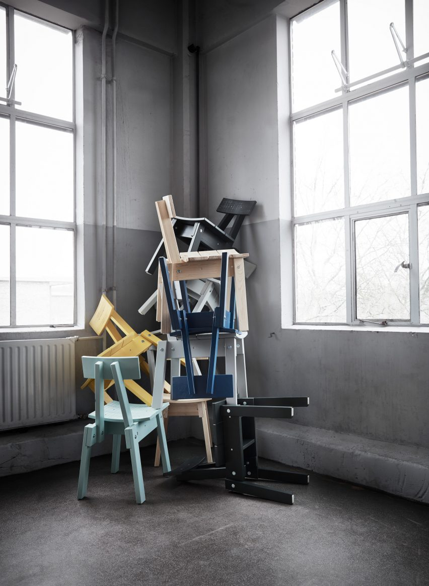 Live interview with Piet Hein Eek as part of Virtual Design Festival