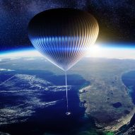 PriestmanGoode's Neptune balloon will fly passengers to the edge of space