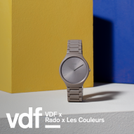 Live panel discussion with Rado and Les Couleurs Suisse as part of Virtual Design Festival
