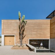 RIMA Design Group designs rammed-earth arts centre in Los Cabos