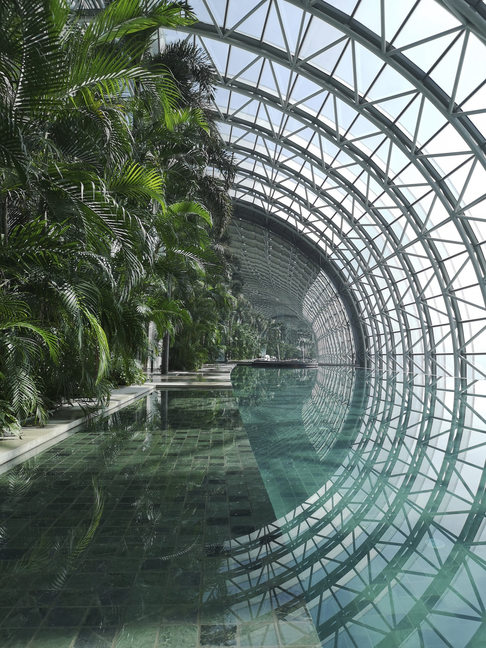 The Crystal at Raffles City Chongqing by Safdie Architects