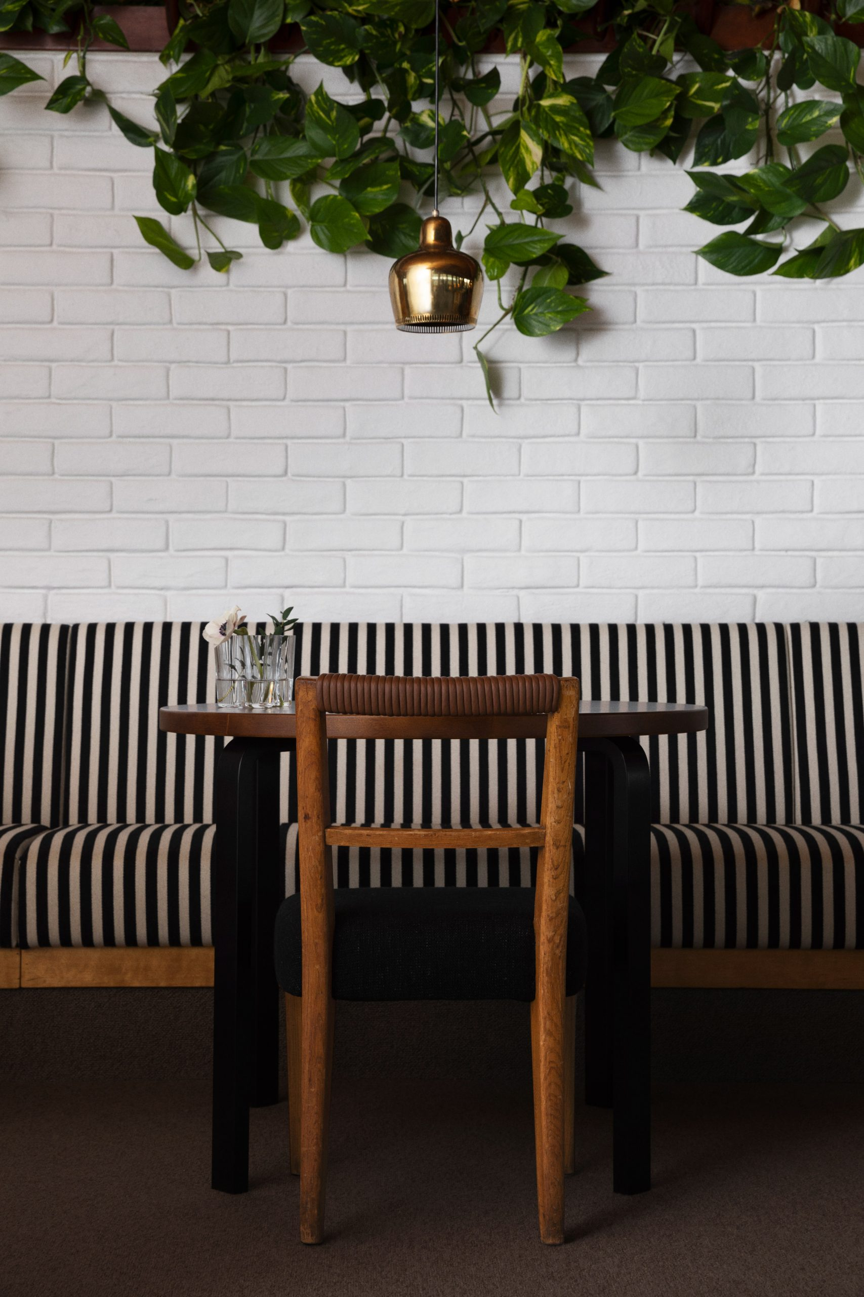 Restaurant Savoy renovation by Studio Ilse and Artek