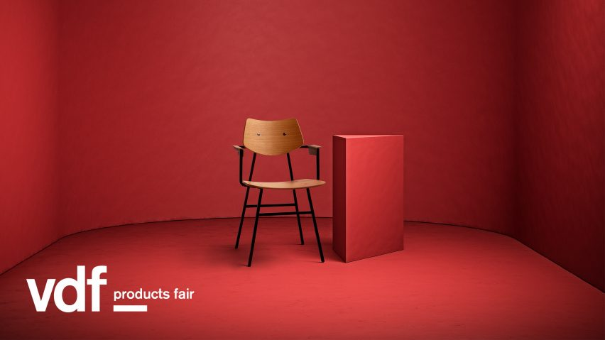 Rex Kralj revives modernist furniture in VDF products fair showcase
