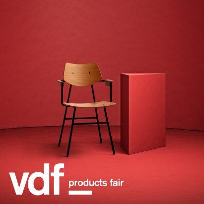 Rex Kralj revives modernist furniture in VDF products fair showcase