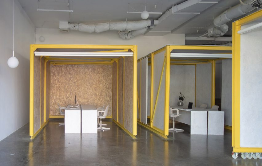 Sackville Studios by Studio Edwards