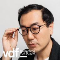 Live interview with Yuri Suzuki as part of Virtual Design Festival