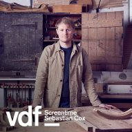 Live interview with Sebastian Cox as part of Virtual Design Festival