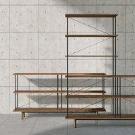 Seiton storage by OEO Studio for Stellar Works
