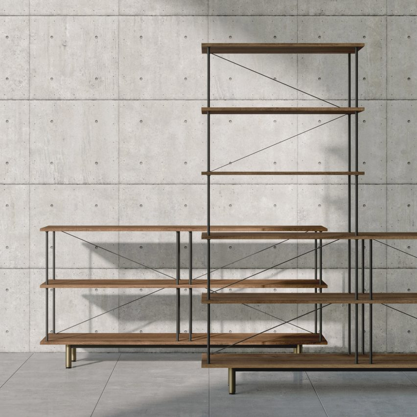 Seiton storage by OEO Studio for Stellar Works