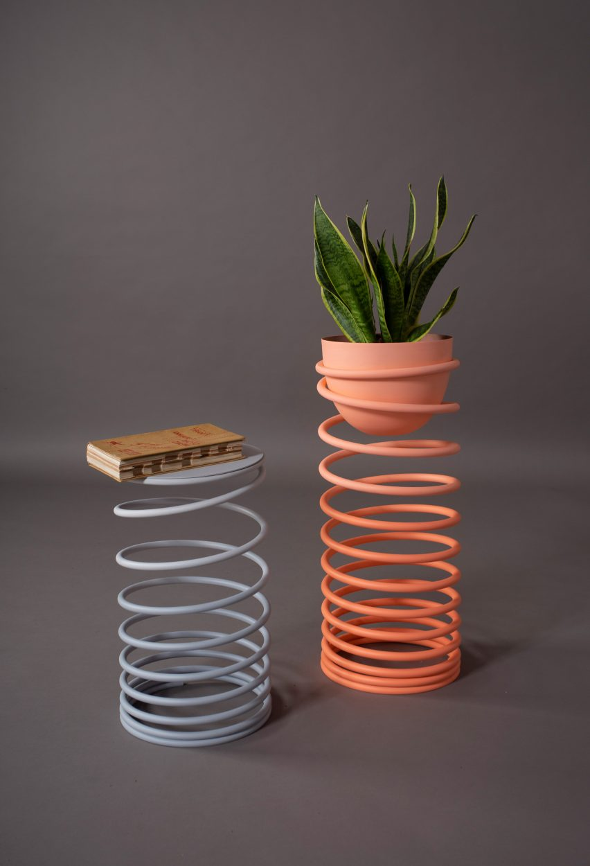 "Romanian studio Andreea Cornila ""oversteps design's functional role"""