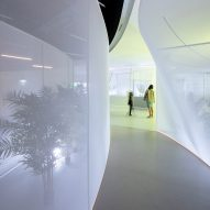 SO-IL's Beehive installation at the Museum of Art, Architecture and Technology(MAAT) in Lisbon