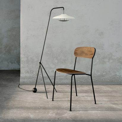 Stack chair by Neri&Hu for Stellar Works