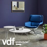 Herman Miller spotlights five seating collections for the workplace at VDF products fair