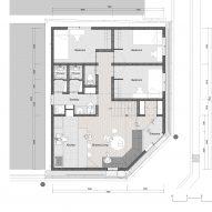 Zeze Osaka co-living house by Swing architects