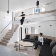 Swing creates co-living house in Osaka