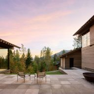 Teton House by Olson Kundig