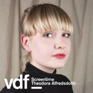 Live interview with Theodora Alfredsdottir as part of Virtual Design Festival