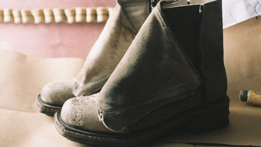 Triglav Lederhosen boots by Matthias Winkler