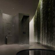 Underground House Plan B by Sergey Makhno Architects