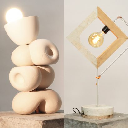 10 nail salon lighting designs from University of East London students